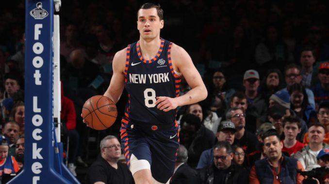 on sale fc002 16ee5 Tank Over — Like V-E Day — Knicks WIN! — April 7, 2019: NY ...